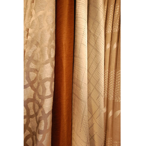 Products curtains designed by Babayan Pearce