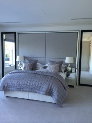 Interior design picture of another en-suite bedroom designed by Babayan Pearce